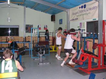 Fitness Centre Listing