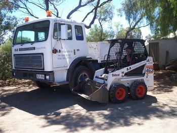 Excavating Equipment Listing