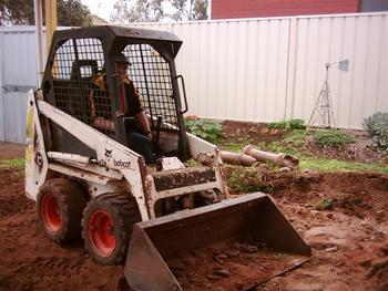 Image . This photo sponsored by Earthmovers Category.