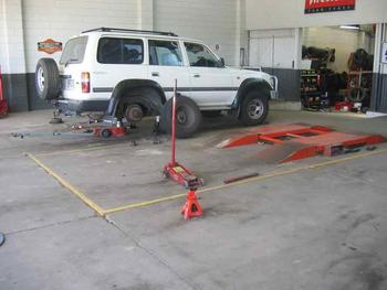 Image . This photo sponsored by Wheel Alignment Frame and Axle - Servicing - Automotive Category.