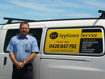 Washing Machines and Dryers - Service and Repair Listing