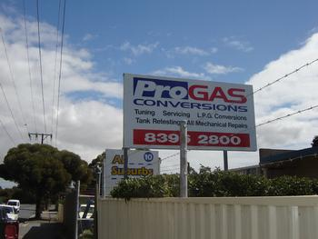 Image . This photo sponsored by LP Gas Conversions Category.
