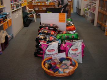 Image . This photo sponsored by Pet Supplies and Foods - Retail Category.