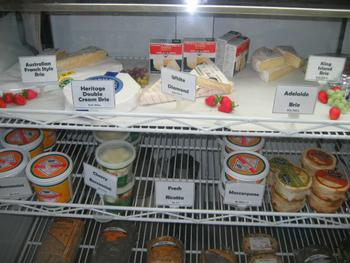 Cheese and-or Cheese Products Listing