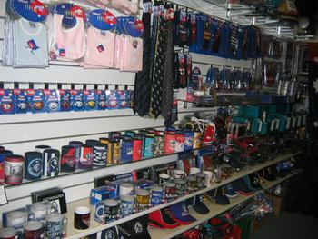 Gift Shops Listing