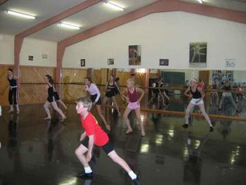 Dancing - Jazz Listing