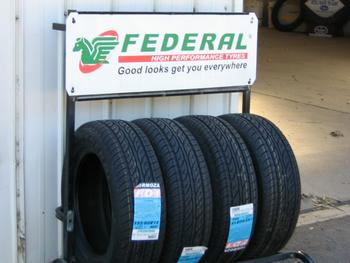 Tyres Listing