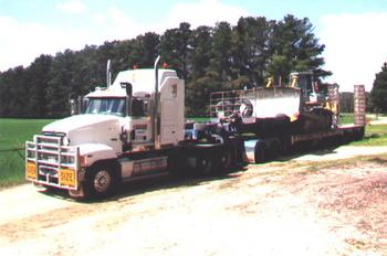 Trucking - Local Cartage Listing