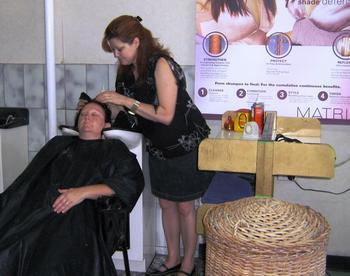 Image . This photo sponsored by Hair and Beauty Category.