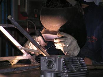 Image . This photo sponsored by Engineers - Arc & Tig Welding Category.