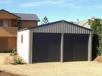 Image . This photo sponsored by Garages & Prefabricated Buildings Category.