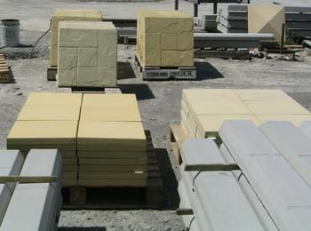 Concrete Products Listing