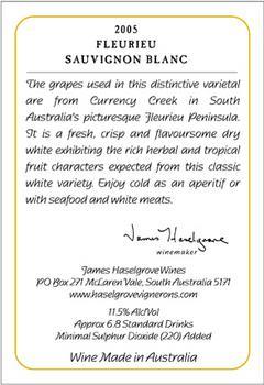Wines - Wholesale Listing