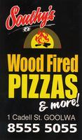 Visit Southy's Wood Fired Pizzas