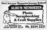 Visit Album Memories