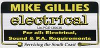 Visit Mike Gillies Electrical