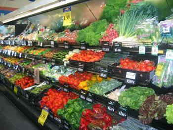 Fresh Produce Listing