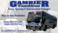 Visit Gambier Coach Lines