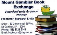 Visit Mount Gambier Book Exchange