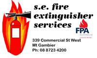 Visit S.E. Fire Extinguishers