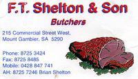 Visit F.T. Sheltons & Son
