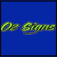 Visit Oz Signs