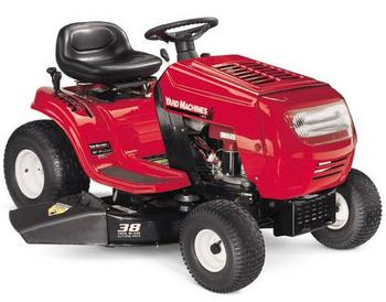Ride On Mowers Listing