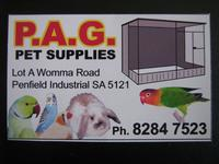 Visit P.A.G. Pet Supplies