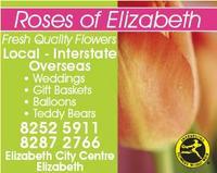 Visit Roses of Elizabeth Florist
