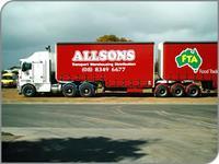 Visit Allsons Transport Pty Ltd