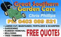 Visit Great Southern Garden Care