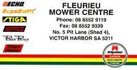 Visit Fleurieu Mower Centre