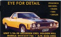 Visit Eye For Detail Car Restorations