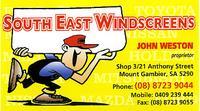 Visit South East Windscreens