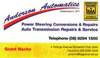 Visit Anderson Automatics