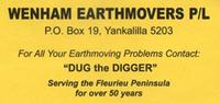 Visit Wenham Earthmovers P/L