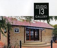 Visit Studio 13 Contemporary Arts Gallery