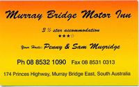 Visit Murray Bridge Motor Inn
