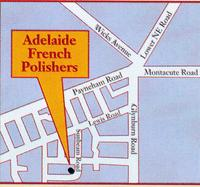 Visit Adelaide French Polishers