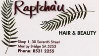 Visit Raptchau Hair & Beauty