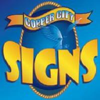 Visit Copper City Signs