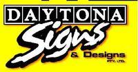 Visit Daytona Signs