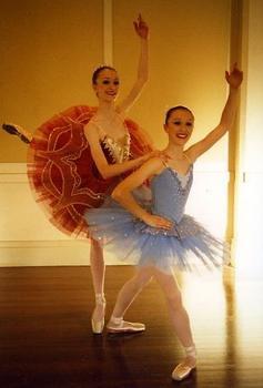 Ballet Dancing Training Listing