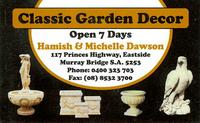 Visit Classic Garden Decor