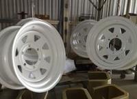 Visit Brutforce Powdercoating