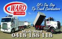 Visit ward tipper hire