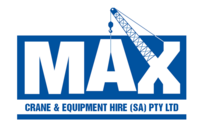 Visit Max Crane & Equipment Hire (SA) Pty Ltd